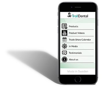 TrollDental International app