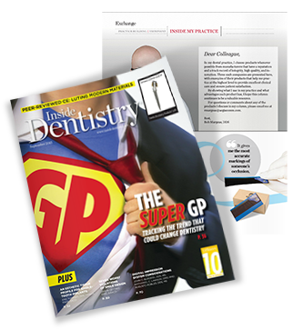 Inside Dentistry Magazine