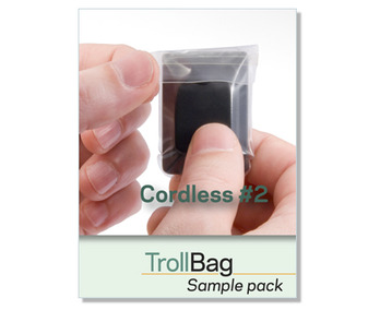 TrollBag Cordless #2, Sample