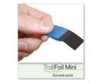 TrollFoil Mini blue, sample